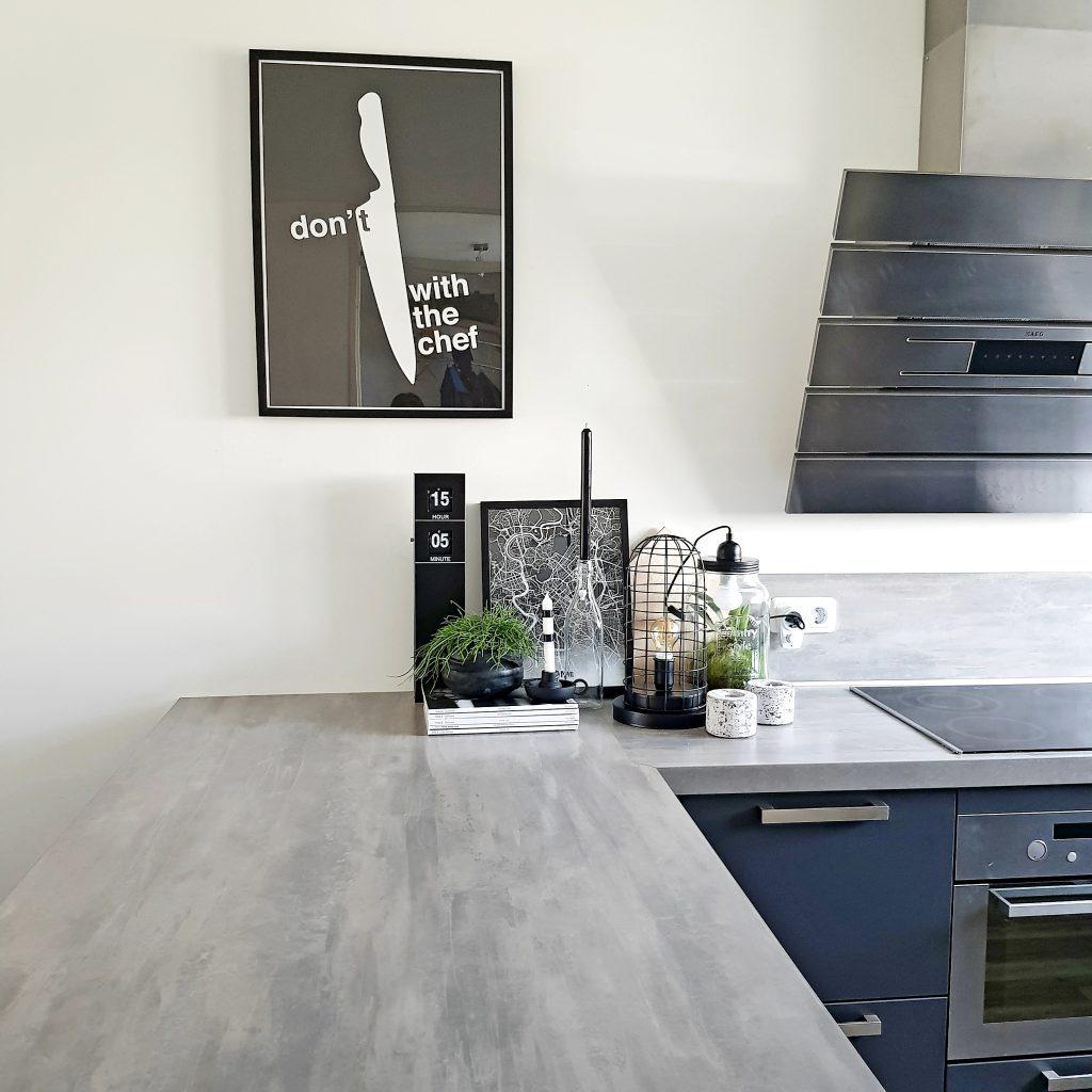 poster keuken