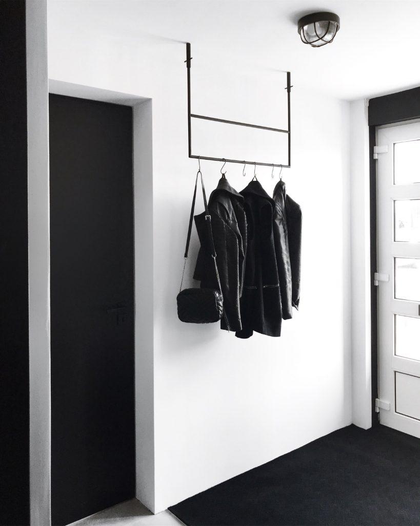 Monochroom interieur