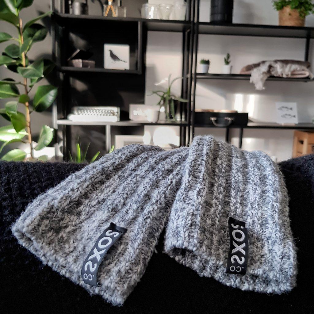 Geitenwollen sokken