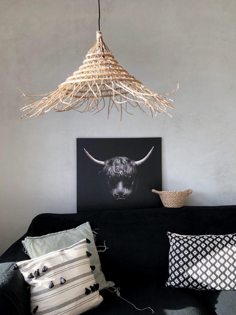 zeegras hanglamp