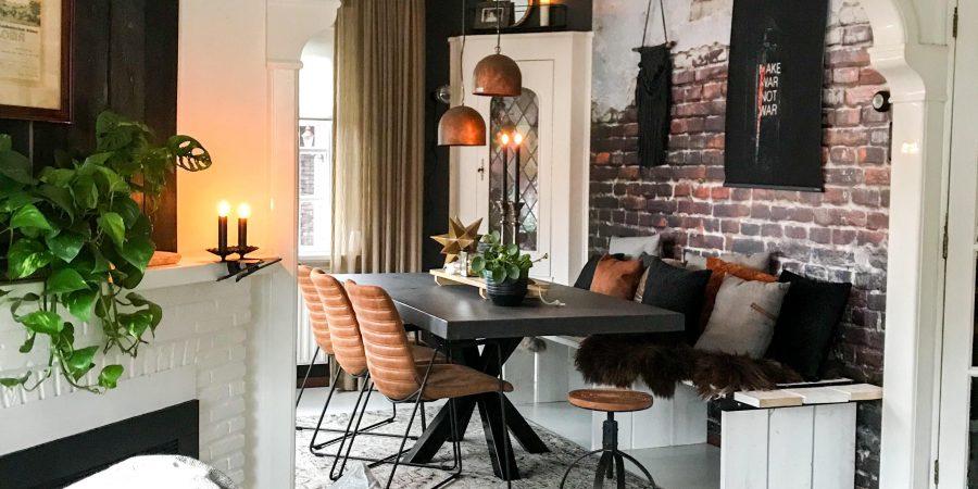 stijlvol ingericht huis