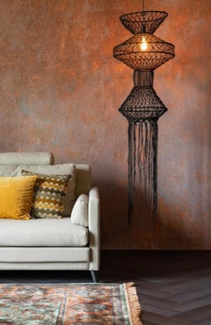 bohemian lamp