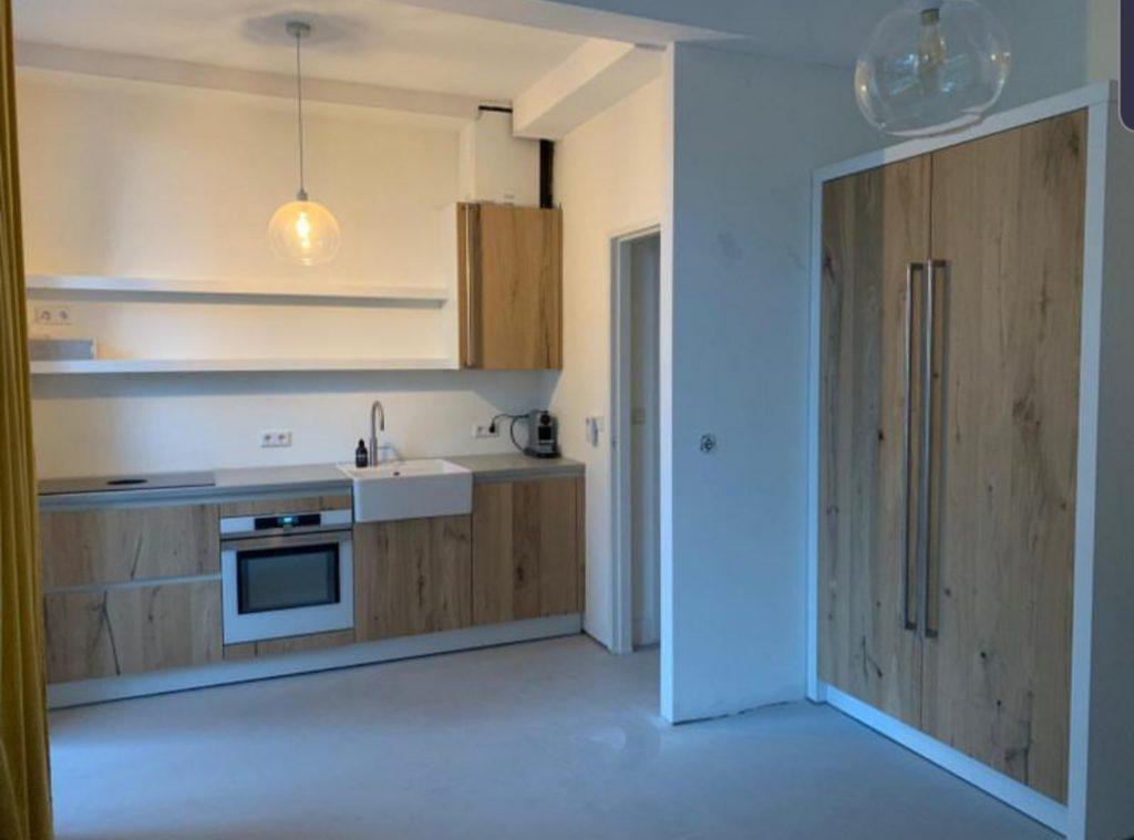 betonciré keuken