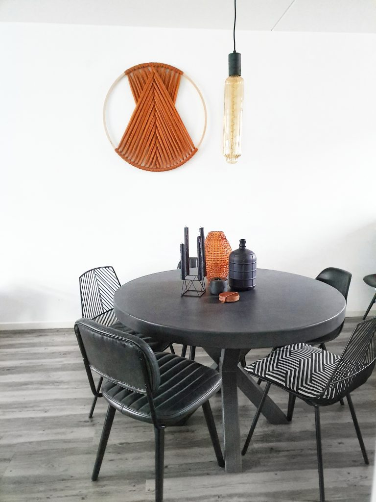ronde tafel stijlen
