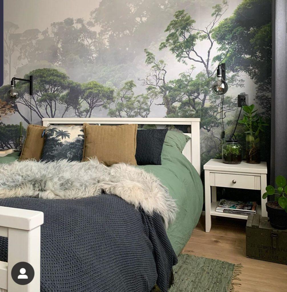 fotobehang in je interieur