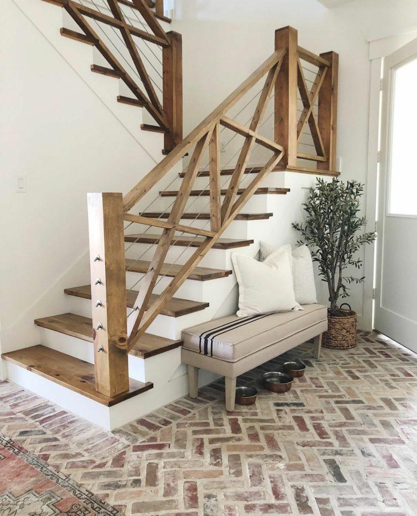 houten trapleuningen