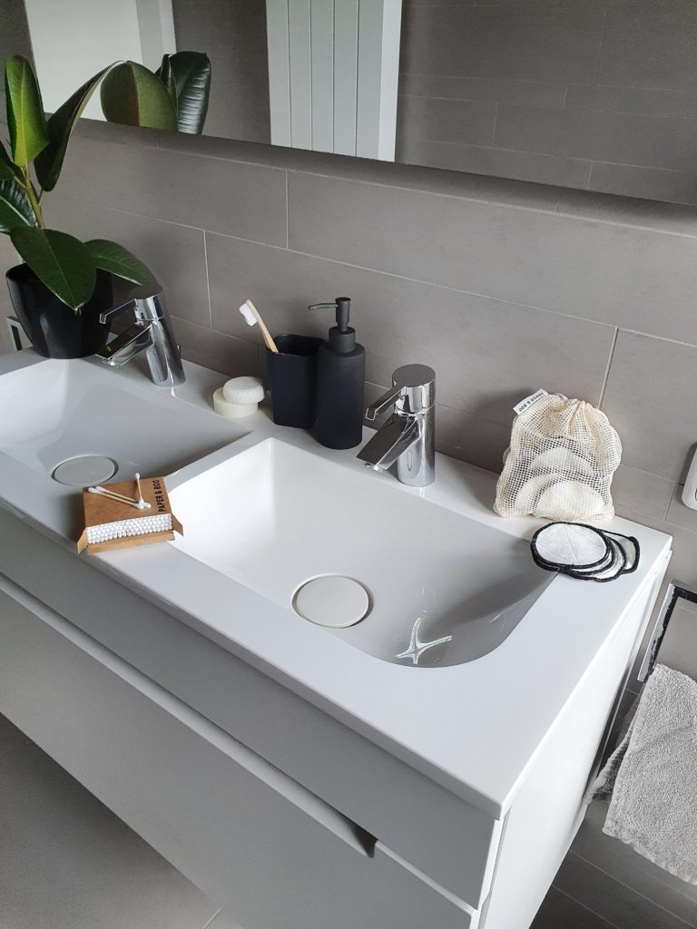 milieuvriendelijke badkamer
