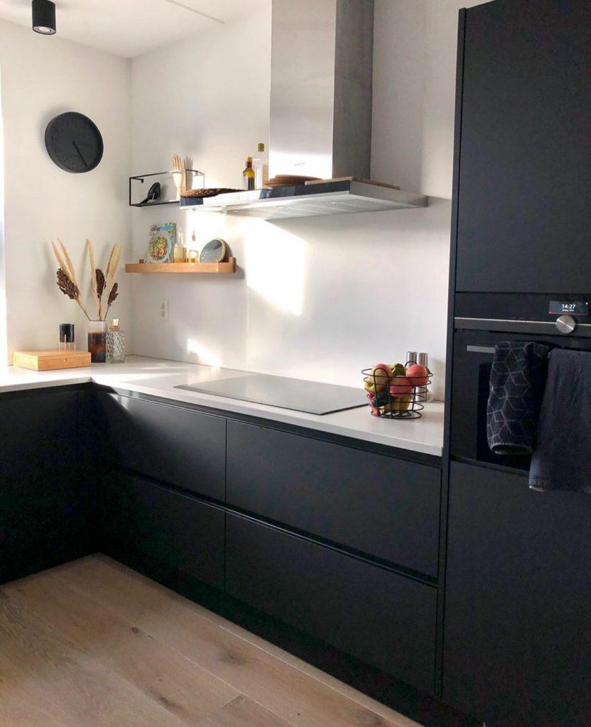 nieuwbouw keuken