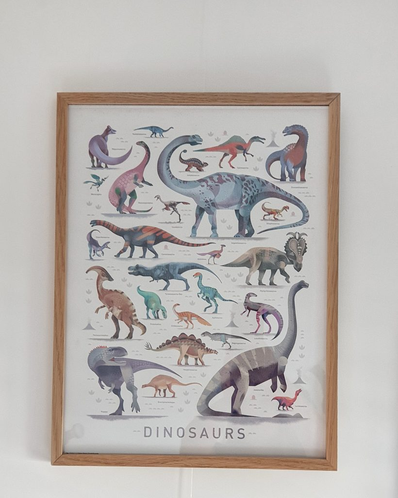 poster dino's