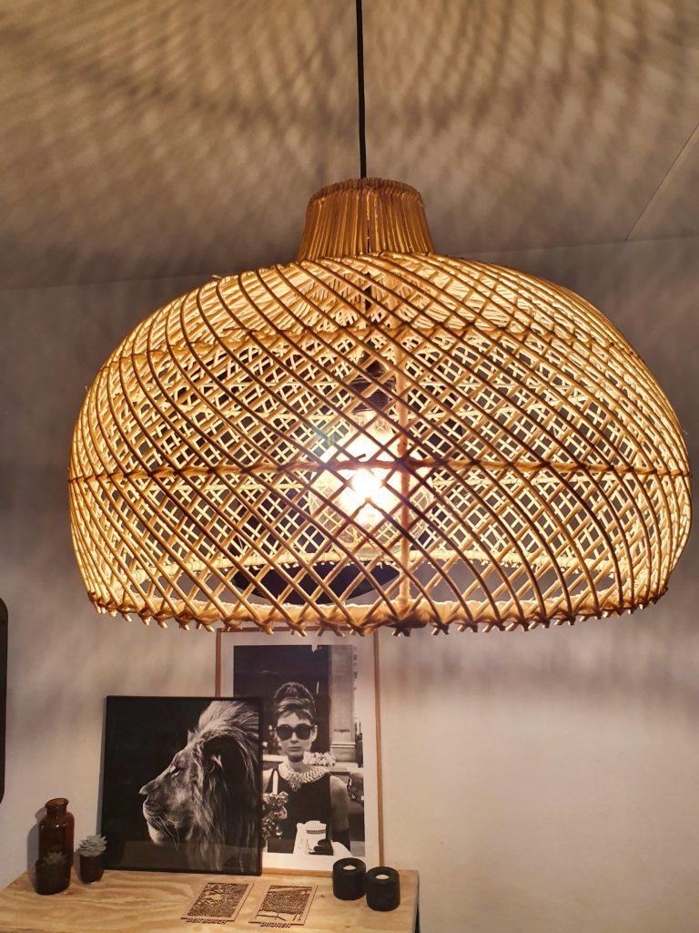 rotan hanglampen