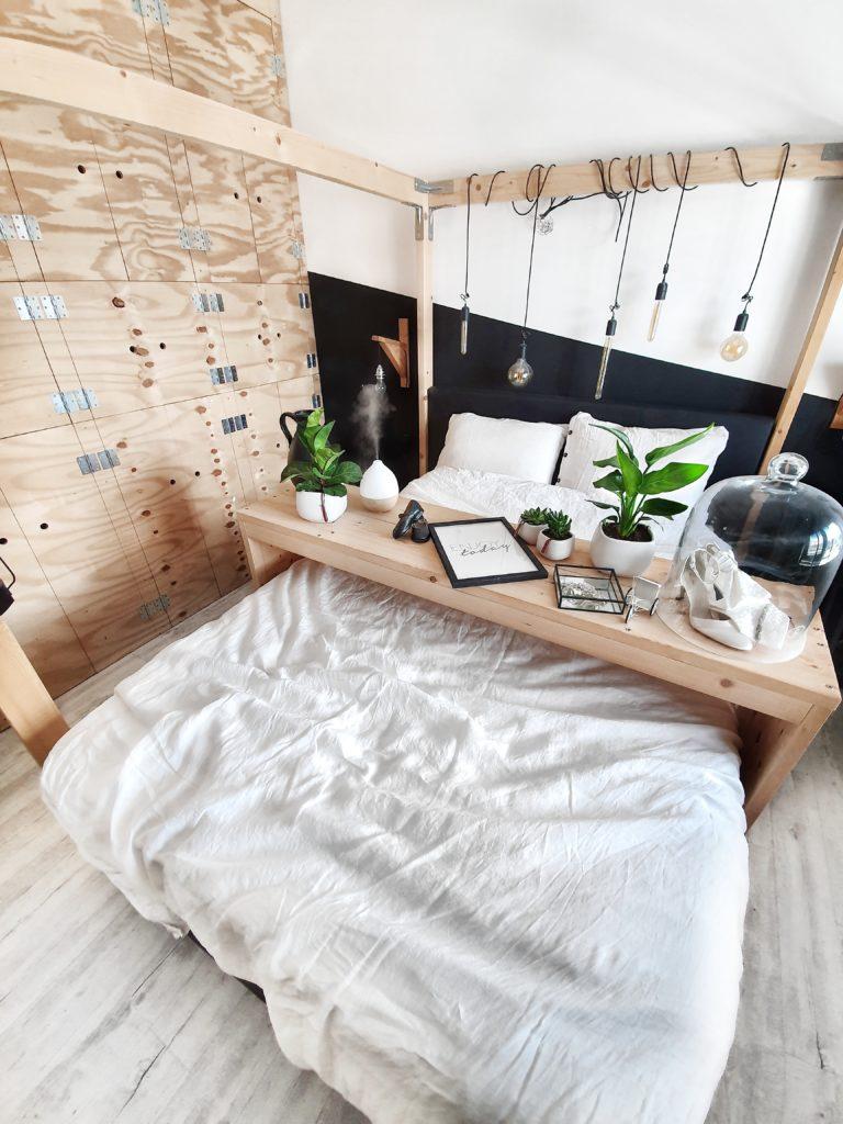 muggen in de slaapkamer