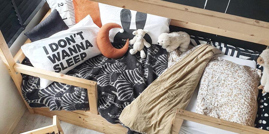 eenpersoons-bed