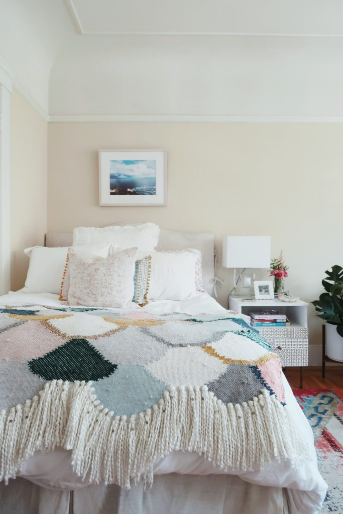 nude slaapkamer