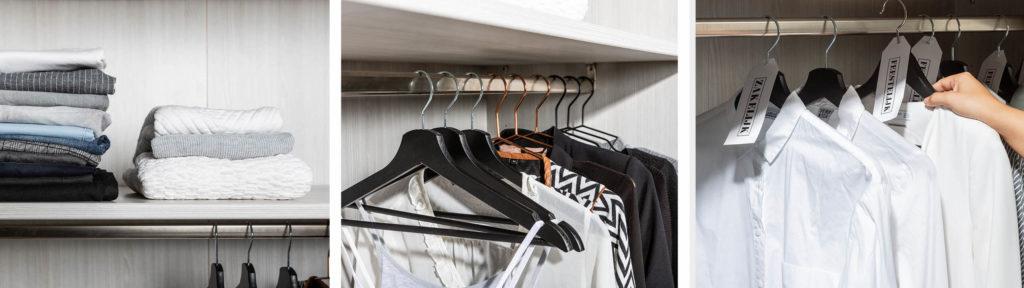 capsule wardrobe samenstellen