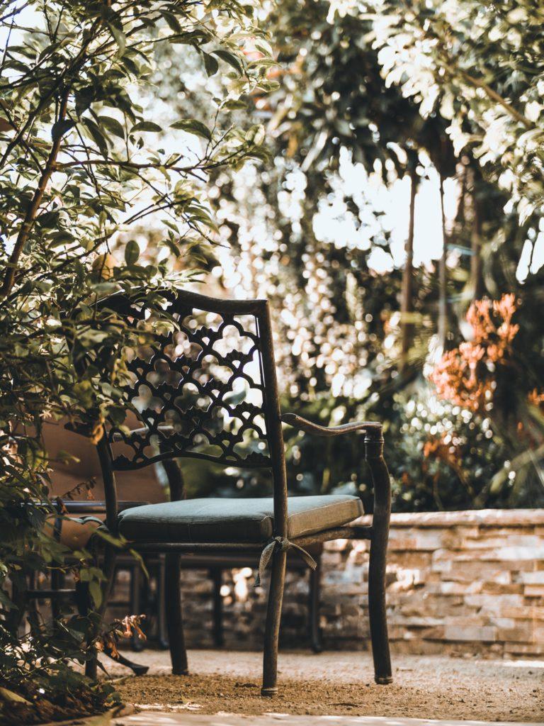 veilige tuin