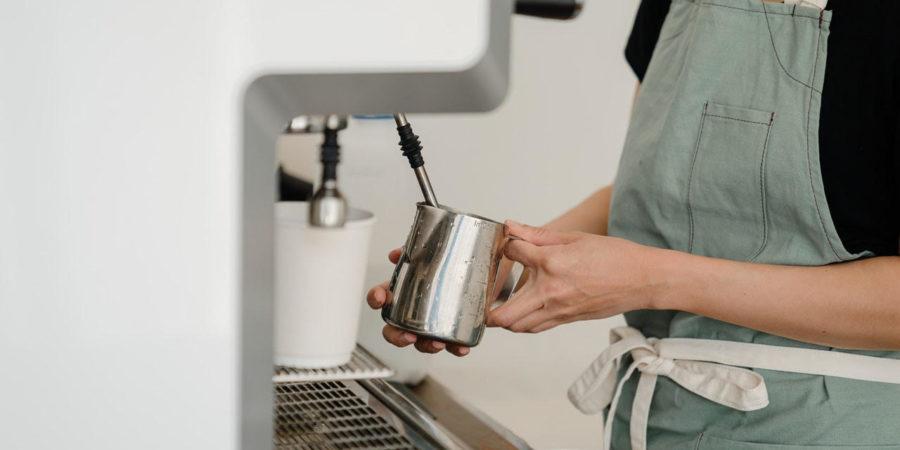 koffiemachine aanschaffen